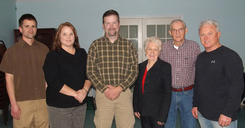 Fannin County Republican Party Officers - March 2013